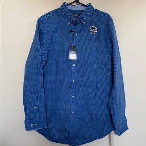 Izod Premium Essentials regular fit shirt